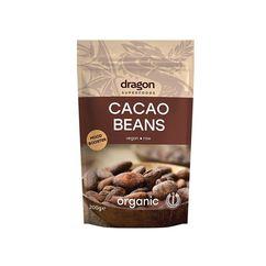 Boabe de cacao intregi bio 200g DS