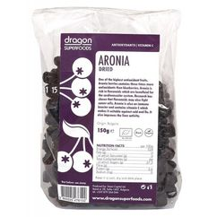 Aronia fructe uscate bio 150g DS