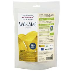 Alge Atlantic Wakame raw bio 100g