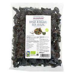 Paste integrale cu alge marine bio 250g