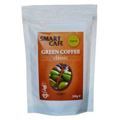 Cafea verde macinata clasic, cu cofeina bio 200g DS