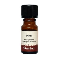 Ulei esential de pin (pinus sylvestris) pur bio 10ml ARMINA