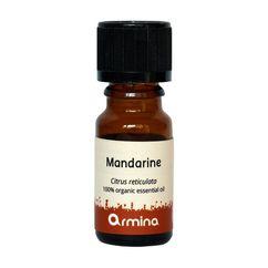 Ulei esential de mandarin (citrus reticulata) pur bio 10ml ARMINA