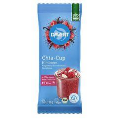 Chia cup zmeura bio 36g DAVERT