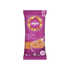 Rice cup (orez) dulce acrisor bio 70g DAVERT