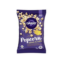 Popcorn dulce sarat bio 80g DAVERT