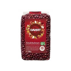 Fasole Azuki bio 500g, Fairtrade, DAVERT