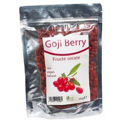 Goji Berries Raw Obio 250g