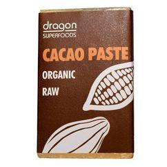 Pasta de cacao (liquor) raw bio 180g DS
