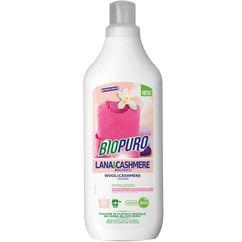 Detergent hipoalergen pentru lana, matase, angora si casmir bio 1 L