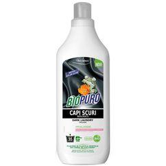 Detergent hipoalergen pentru rufe negre bio 1L