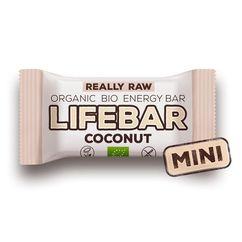 MINI-Lifebar baton cu nuca de cocos raw bio 25g