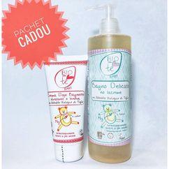 Pachet cadou sampon + crema hidratanta Bioconte baby