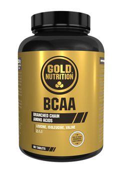 GOLDNUTRITION BCAA\'S 60 TB