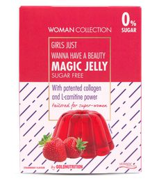 Woman Collection MAGIC JELLY Capsuni