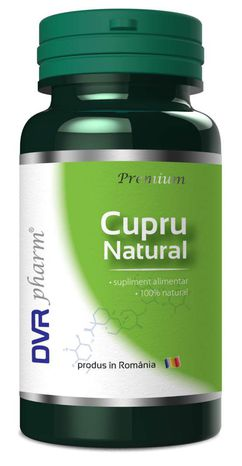 Cupru natural