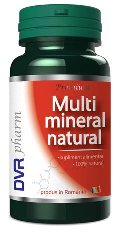 Multivitamine naturale