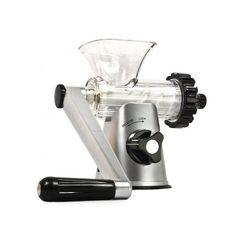 Storcator manual prin presare la rece Healthy Juicer silver
