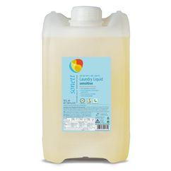 Detergent ecologic pt. rufe albe si colorate, SENSITIVE 10L, Sonett