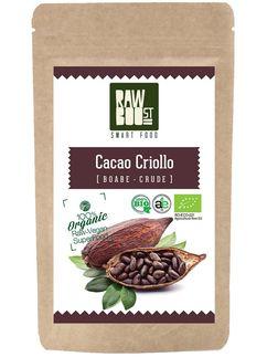Cacao Criollo boabe 250g